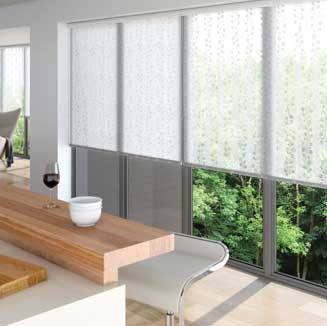 Roller Blinds Mandurah available at Rian's Window Treatments